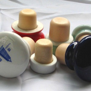 TBCE Assorted ceramic cap showpieces